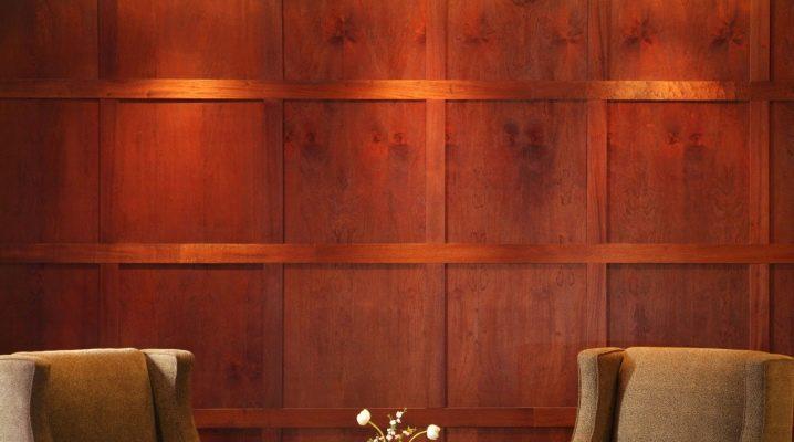 Wooden 3D-panels: technical characteristics and design