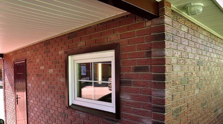 Brick frontpaneler: Materialegenskaper för utvändig finish