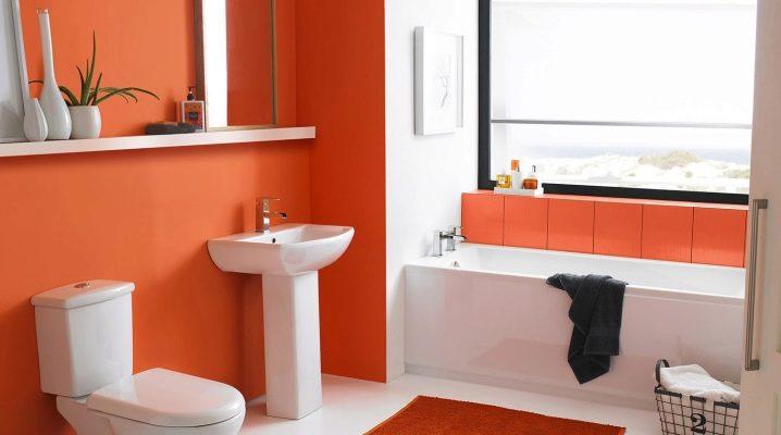 Peindre pour la salle de bain: comment choisir la meilleure option?