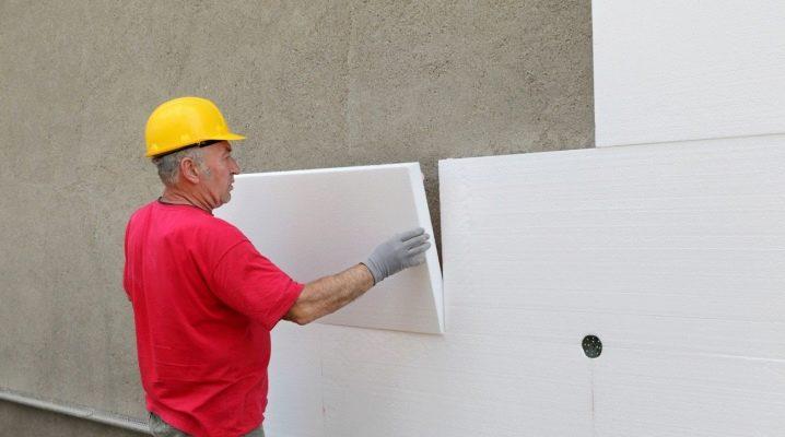 Styrofoam: fördelar och subtiliteter vid användning av materialet