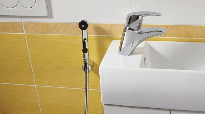 Sanitaire Doucheboom Demonteer Het Ontwerp Met Een Afsluiter Product Met Een Mixer En Opties Van De Merken Oras Damixa En Bossini
