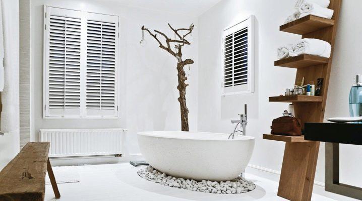 Salle de bain de style scandinave (69 photos): le design de ...