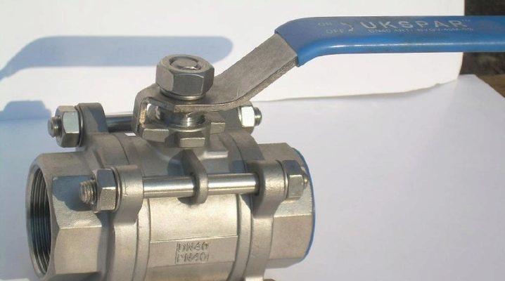 Öl oder Gas Selbstsichernde Art Design Messing Kugelhahn Geeignet für Wasser