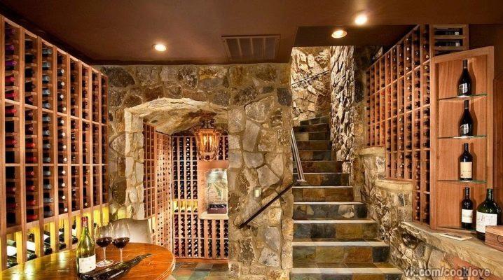 الطابق السفلي: الخواص الدقيقة لتصميم وخلق الطابق السفلي