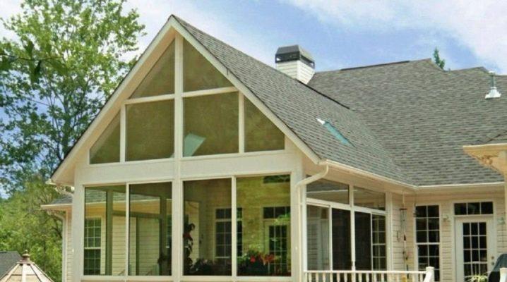Regler för byggandet av en förlängning till barens hus