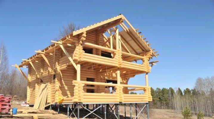 Fundação de estacas: características, prós e contras de construção, instalação