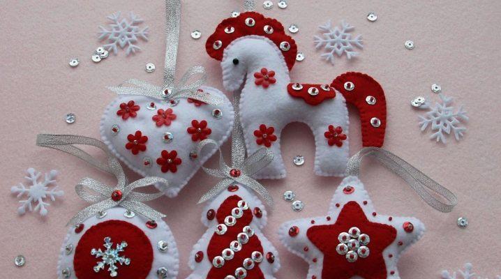 วิธีการทำเครื่องประดับคริสต์มาสจากความรู้สึก?