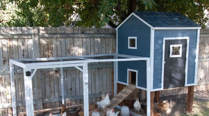 How to make a smart chicken coop?
