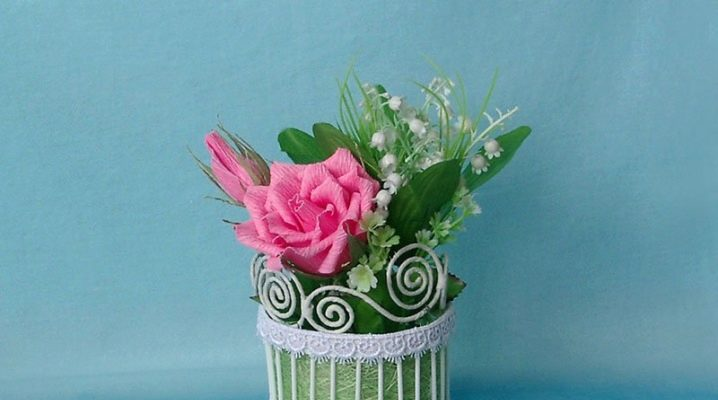 How to make a vase with your own hands?