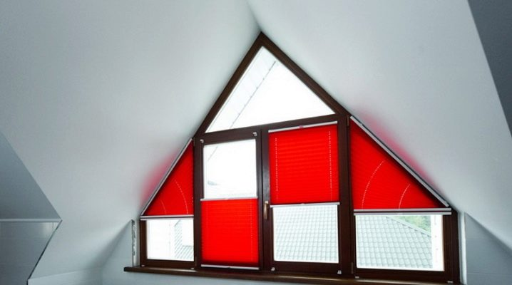 Curtains On Triangular Windows How To