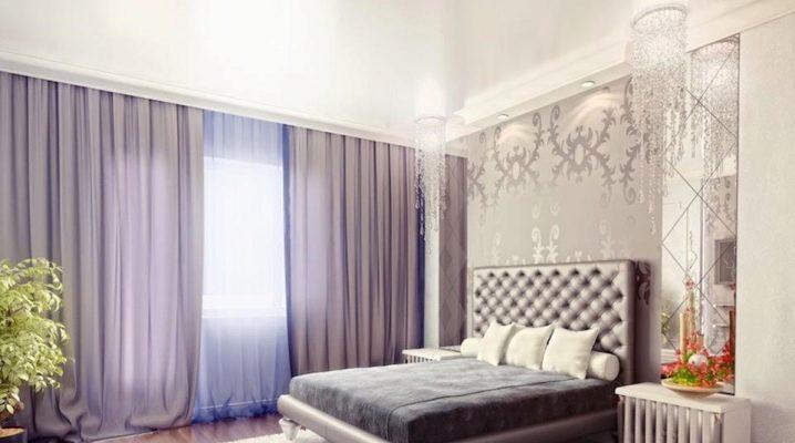 Slaapkamer Ideeen Lila.Lila Gordijnen 45 Foto S Gordijnen In Het Interieur Voor De