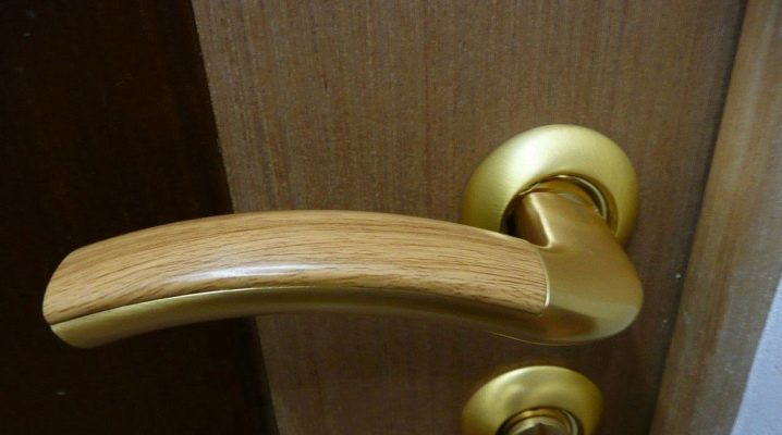 Door handles from Italy: features, types and tips for choosing