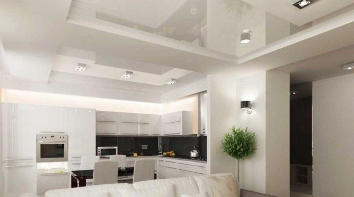 Steg för renovering av köket-vardagsrummet