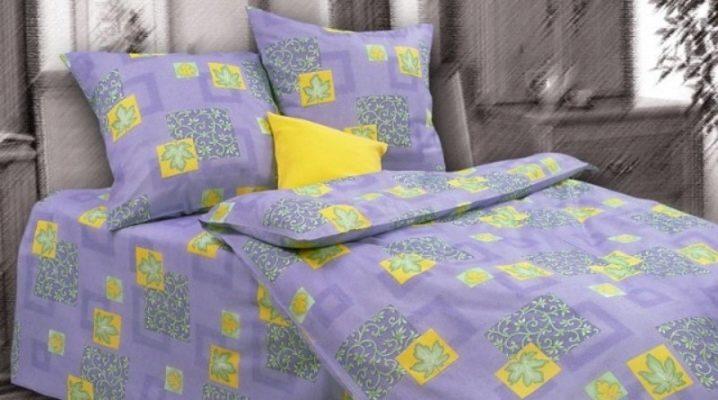 Kännetecken av sängkläder i kalikan