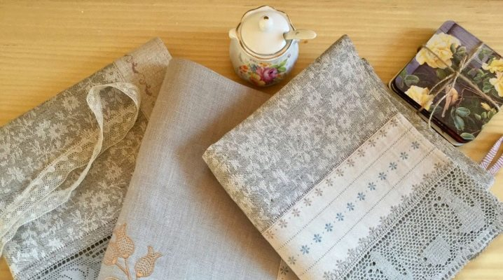 Linen towels: varieties, tips on selection and care