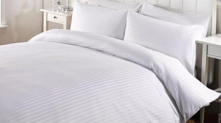 Características da escolha e uso de roupa de cama de cetim de faixa