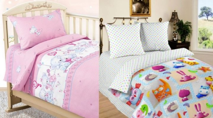 Poplin eller satin - vad är skillnaden och vad är bättre för sängkläder?