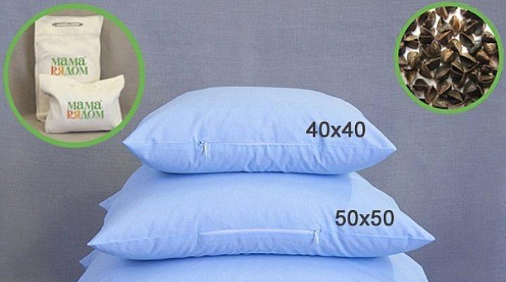 Sizes of pillowcases