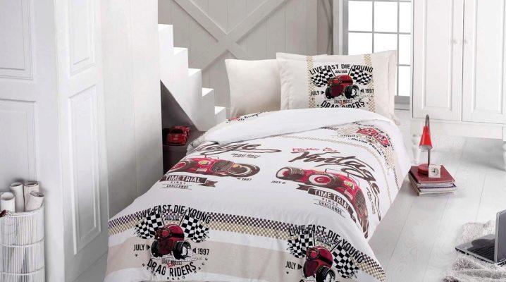 Tamanhos de roupa de cama de solteiro para crianças e adultos