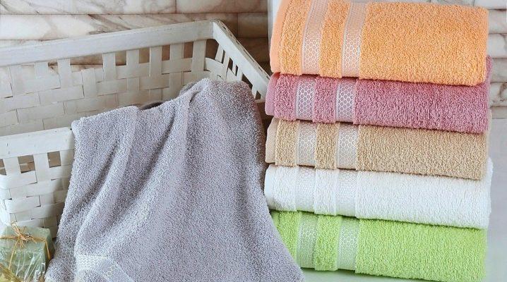 तौलिया आकार: मानक मानकों और उद्देश्य
