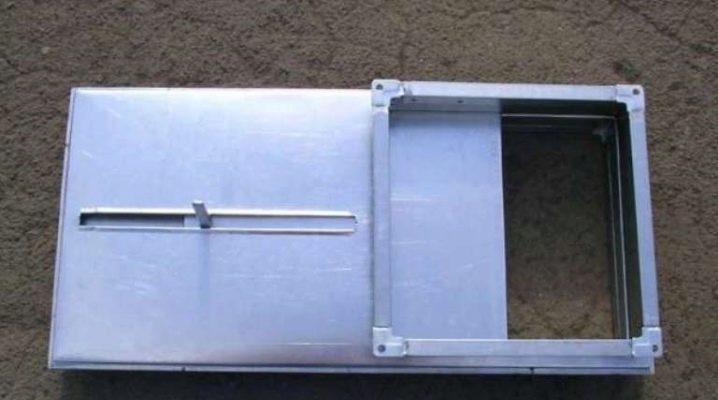 Shiber for ventilation: purpose, classification and design