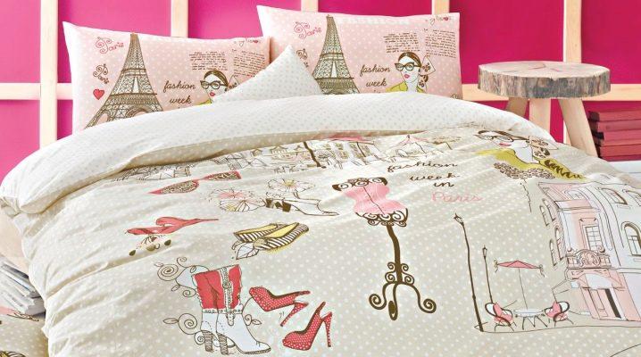 Tips för att välja sängkläder för tjejer