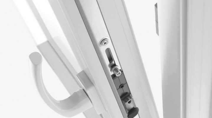Latches for balcony doors: functions, types and features of installation