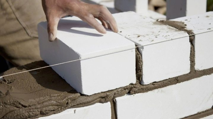 Dimensions of silicate brick