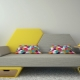 Non-standard sofa