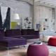 Loft style sofas