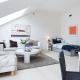 Design och inredning av en studio lägenhet på 26 kvadratmeter. m