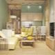 Design studio lägenhet på 23 kvadratmeter. m