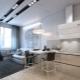 Design studio apartments of 31-35 square meters. m