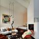 Design of medium and large studio apartments