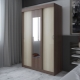 Armoire coulissante Basya