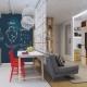 Studio apartment zoning