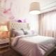 Design sovrum område på 18 kvadratmeter. m