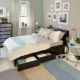 Bedroom furniture from Ikea