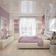 Rózsaszín hálószoba