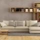 Corner sofas in the living room