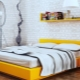 Choosing the color of the bed in the bedroom