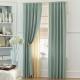 Välj gardiner för gardiner i sovrummet