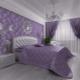 Choose a set of curtains and bedspreads for the bedroom