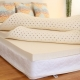 Springless mattresses