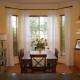 Eaves för bay window