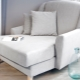 Armchair beds with orthopedic mattress