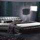 Svarta sängar