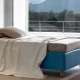 Single beds with lifting mechanism