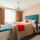 High double beds