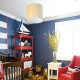 Carpets in the nursery for boys: choose correctly